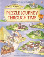 Puzzle Journey Through Time - Puzzle Journeys S. (Paperback)