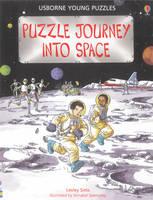 Puzzle Journey Into Space - Puzzle Journeys S. (Paperback)