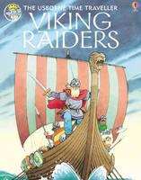 Viking Raiders - Usborne Time Traveller S. (Paperback)