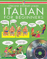 Italian for Beginners - Language for Beginners Book + CD