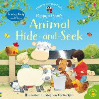 Poppy and Sam's Animal Hide and Seek