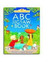 Farmyard Tales ABC Jigsaw Book - Jigsaw Books (Hardback)
