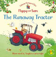 The Runaway Tractor - Farmyard Tales Minibook Series (Paperback)