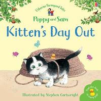 Kitten's Day Out Sticker Storybook - Farmyard Tales (Paperback)
