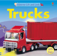 Trucks - Lift and Look S. (Board book)