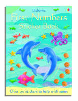 First Numbers Sticker Book (Paperback)