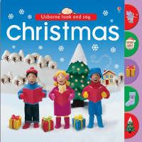 Christmas - Look and Say (Board book)