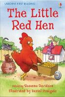 The Little Red Hen - First Reading Level 3 (Hardback)