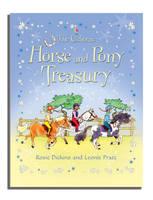 Horse And Pony Treasury (Hardback)