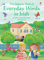 Everyday Words in Irish (Paperback)