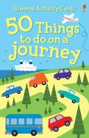 50 things to do on a Journey Cards