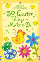 50 Easter Things to Make and Do - Activity Cards