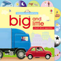 Big and Little - Look and Say (Board book)