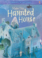 Make This Haunted House Usborne Cut-Out Model - Usborne Cut Out Models
