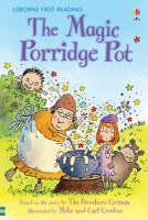 The Magic Porridge Pot - First Reading Level 3 (Hardback)