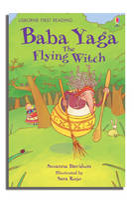 Baba Yaga the Flying Witch - First Reading Level 4 (Hardback)