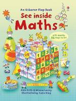 See Inside Maths - See Inside (Board book)