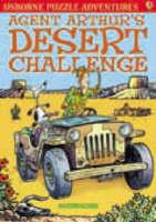 Agent Arthur's Desert Challenge - Usborne Young Puzzle Adventures S. (Paperback)