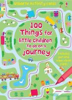 100 things for little children to do on a journey - Activity Cards
