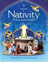 Nativity Press-Out Model (Paperback)