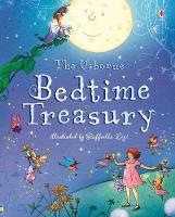The Usborne Bedtime Treasury - Read-aloud Treasuries (Hardback)