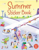 Summer Sticker Book - Sticker Books (Paperback)