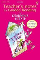 Usborne Guided Reading Pack: The Enormous Turnip - Usborne First Reading Level 3