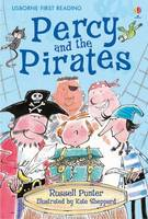 Percy and the Pirates - First Reading (Hardback)