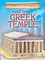 Make This Greek Temple - Cut-out Model (Paperback)