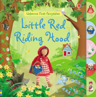Little Red Riding Hood - Usborne First Fairytales (Board book)