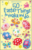 50 Easter Things to Make and Do - Activity Cards (Spiral bound)