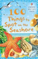 100 Things to Spot on the Seashore Usborne Spotters Cards - Spotters Activity Cards
