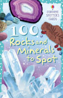 100 Rocks And Minerals To Spot Usborne Spotters Cards - Spotters Activity Cards