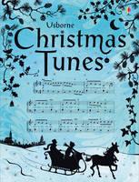 Christmas Tunes - Usborne Music Books (Spiral bound)