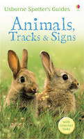 Animals, Tracks and Signs - Spotter's Guide (Paperback)