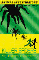 Killer Spiders (Paperback)