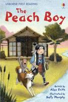 The Peach Boy - First Reading Level 3 (Hardback)