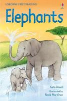 Elephants - 2.4 First Reading Level Four (Green) (Hardback)