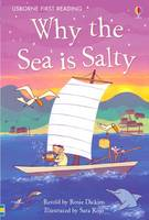 Why the sea is salty - First Reading Level 4 (Hardback)