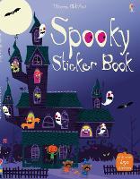 Spooky Sticker Book - Sticker Books (Paperback)