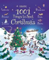 1001 Things to Spot at Christmas (Hardback)