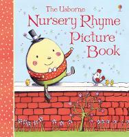 Nursery Rhyme Picture Book - Nursery Rhymes (Board book)