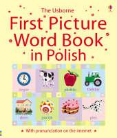 Usborne First Picture Book in Polish (Hardback)