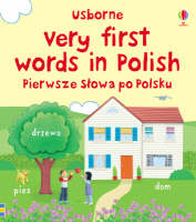 Very First words in Polish - Usborne First Words Board Books (Board book)