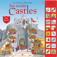 See Inside Castles with Sound Panel - See Inside (Hardback)