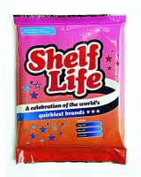 Shelf Life: Crisp Packet Edition (Hardback)