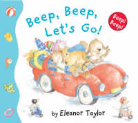Beep Beep, Let's Go! (Board book)