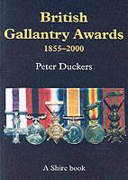British Gallantry Awards, 1855-2000 - Shire Album S. 39 (Paperback)
