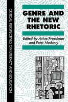 Genre In The New Rhetoric (Paperback)