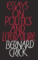 Essays on Politics and Literature (Hardback)